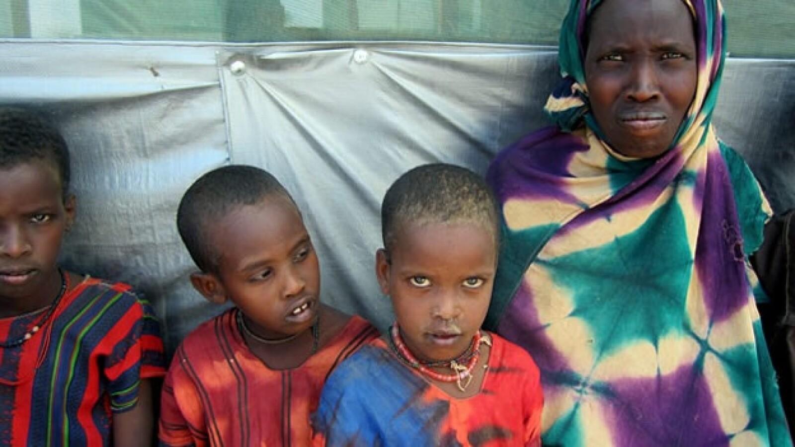 Kenia - refugiados somalíes