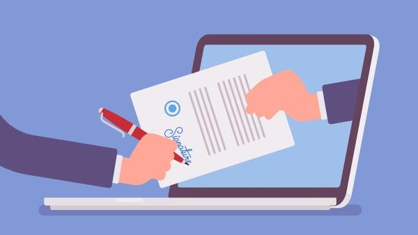 firma electrónica - tecnología - legal - le