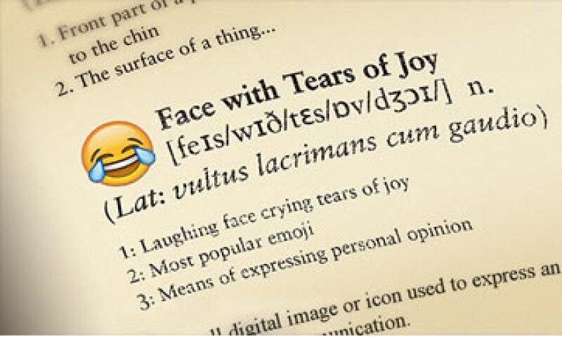 En específico la carita sonriente con lágrimas representa a la palabra del año. (Foto: CNNMoney)