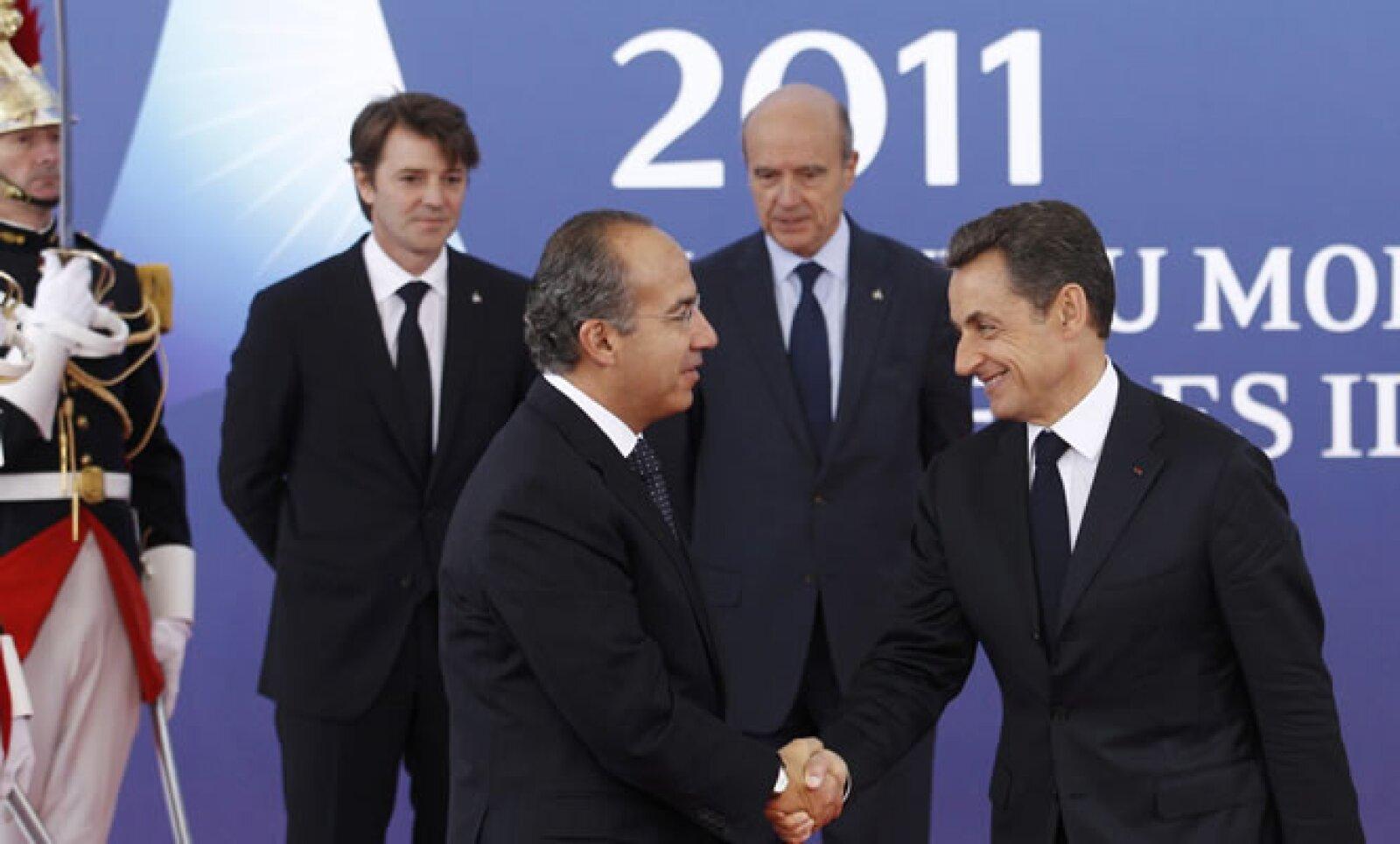 México tomará la estafeta del G20 en 2012.