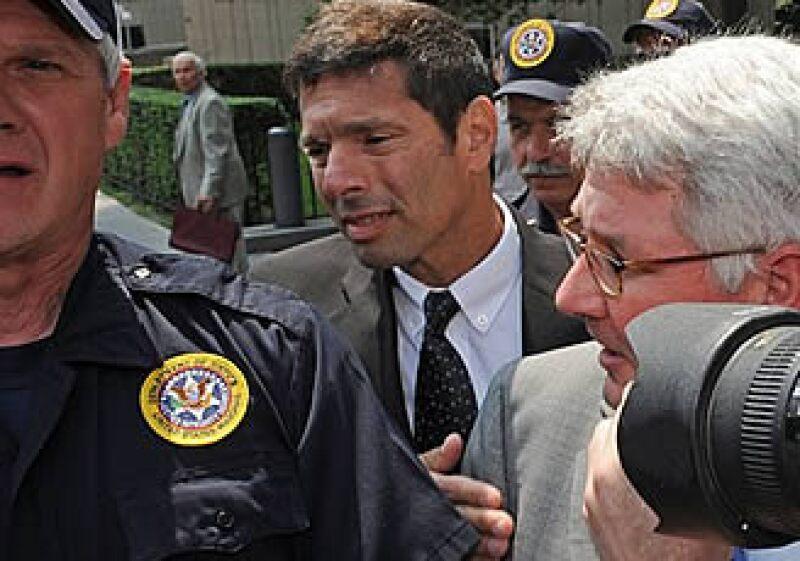 David Friehling, contador de Madoff, es el único que enfrenta cargos penales además del estafador. (Foto: AP)