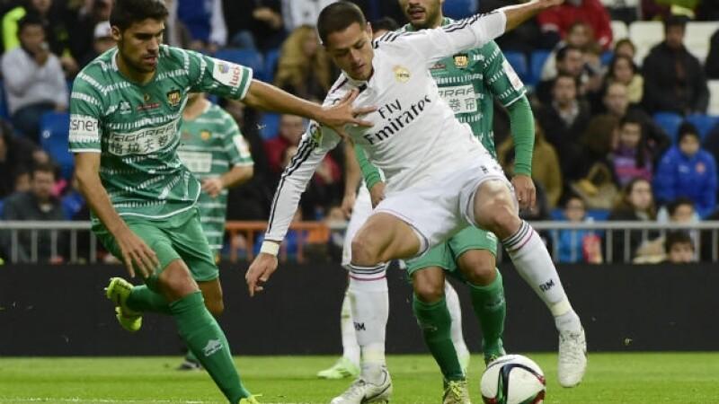 El segundo goleador del Real Madrid