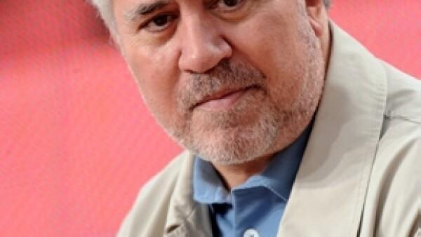 El reconocido director español fue distinguido por su película La piel que habito.