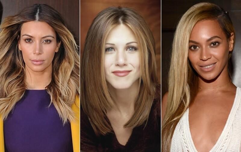 Estas celebridades fueron `vencidas´ por Kate.