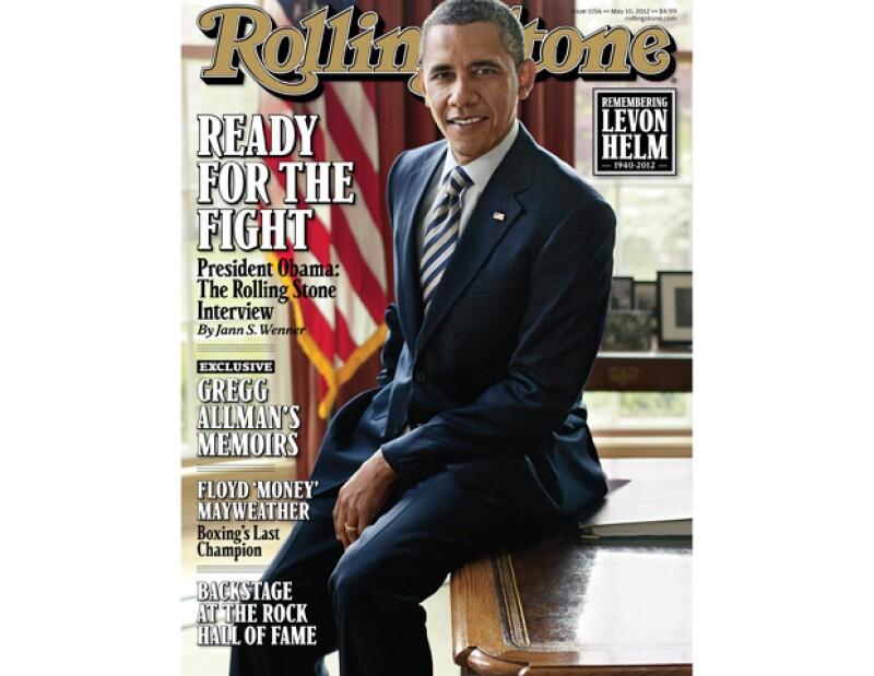La entrevista concedida por el candidato a la presidencia de Estados Unidos a la revista y su imagen en la portada completarán una semana de apelar a los jóvenes votantes.