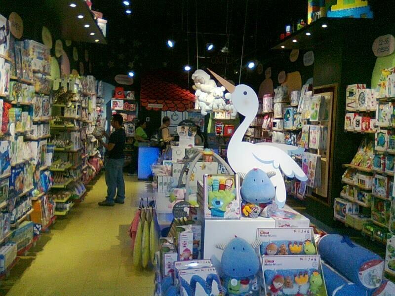 La cadena de tiendas de origen español llegó a México hace 20 años y ya suma 15 tiendas en diferentes puntos del país. (Foto: Cortesía de Imaginarium México)