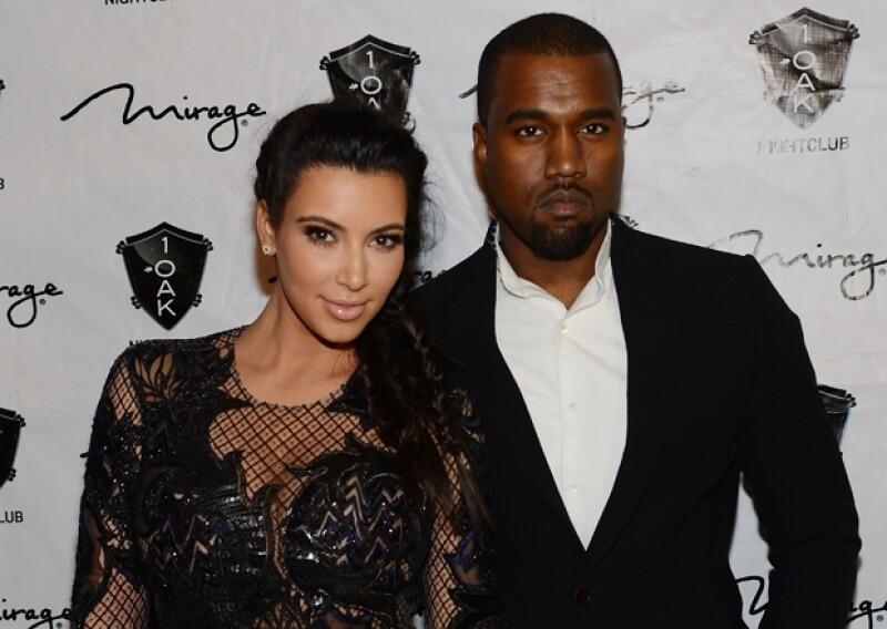 A unos días del nacimiento de su hija, ahora se sabe que Kanye es el más emocionado con la celebración; él quiere una gran boda en Paris y ella algo más discreto.