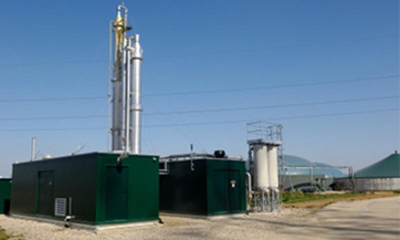El proyecto de biogás en Salinas Victoria tiene una extensión de 130 hectáreas y 18 millones de toneladas de basura. (Foto: Cortesía Sagarpa)