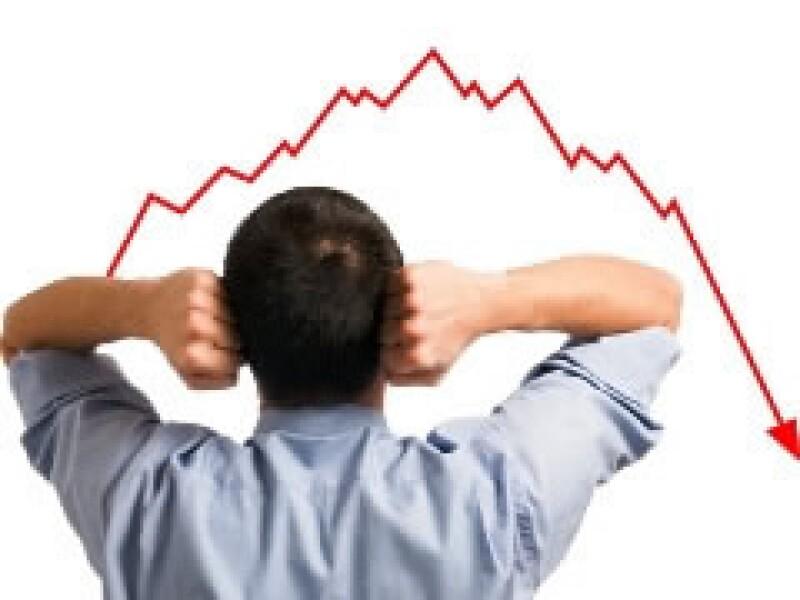 La economía mexicana se perfila a una caída anual de 3.3%. (Foto: Archivo)