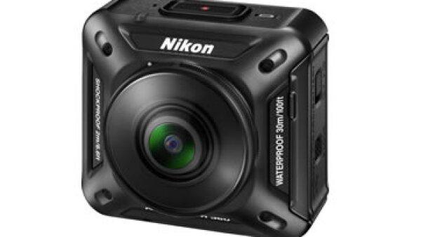 La cámara Key Mission 360 es la nueva apuesta de Nikon. (Foto: Nikon)