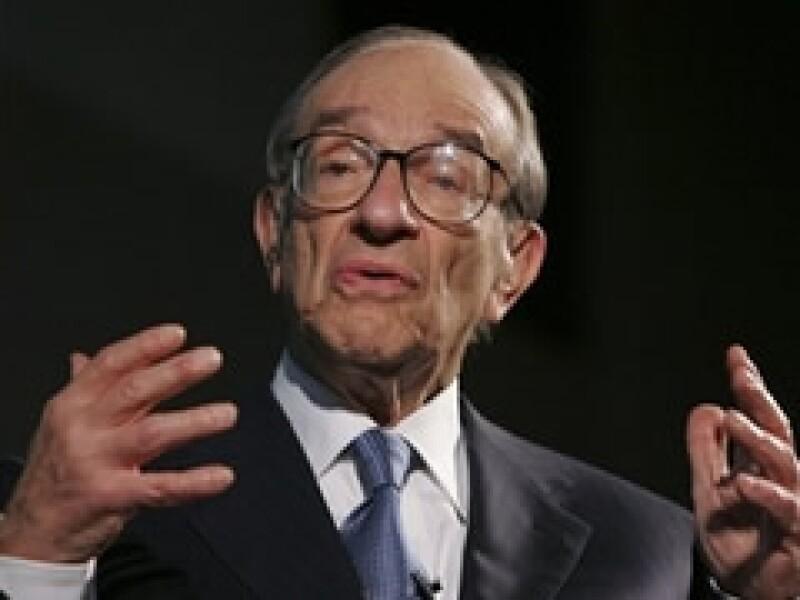 Alan Greenspan señaló que el ritmo de deterioro económico no puede persistir indefinidamente.  (Foto: Archivo)