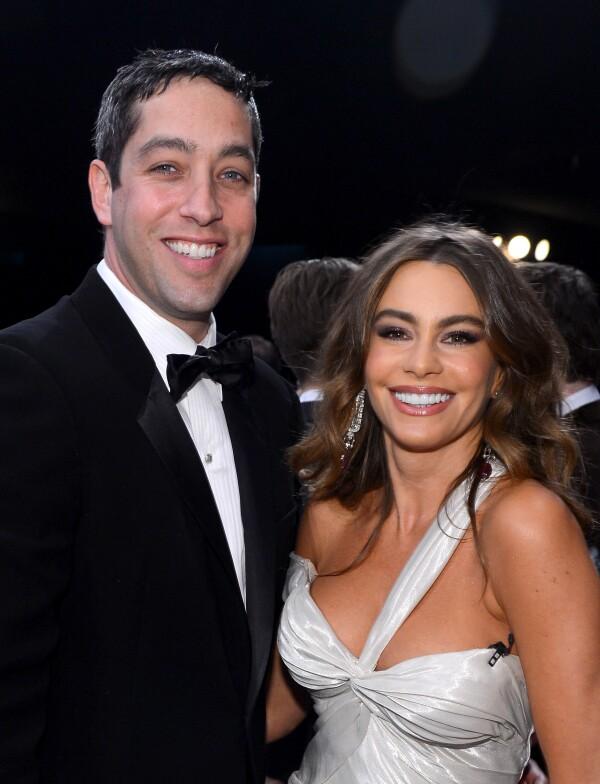 Nick Loeb y Sofía Vergara
