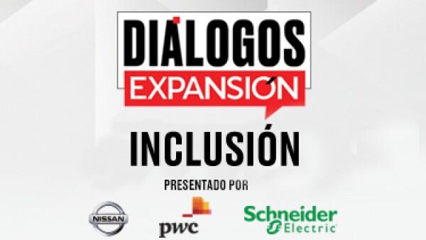 Diálogos Expansión: Inclusión / header mobile