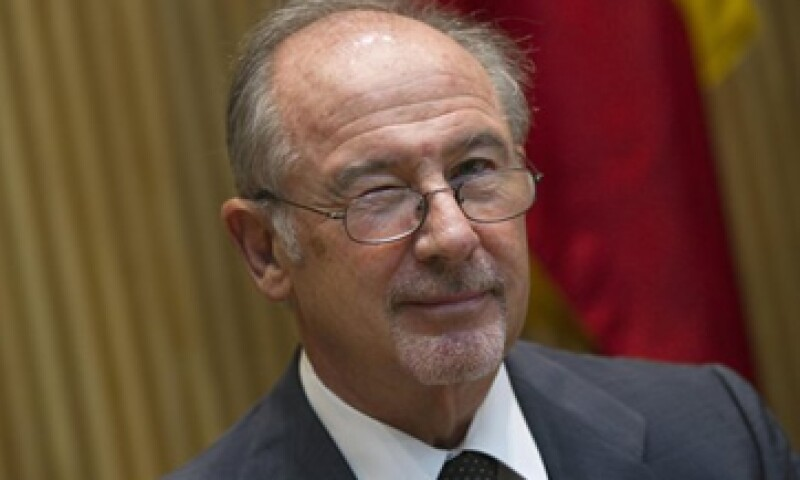 El ex presidente de Bankia, Rodrigo Rato, dijo que el Banco de España le pidió fusionar varias cajas para crear a ese banco. (Foto: Reuters)