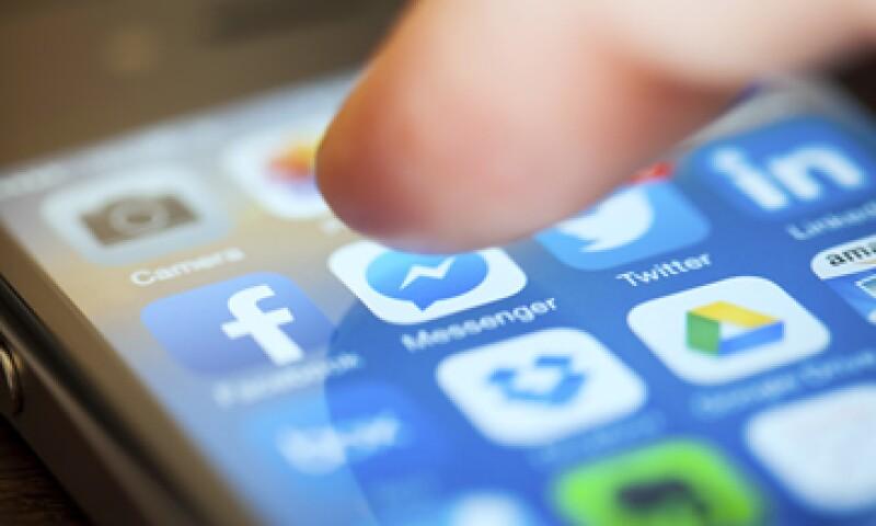 Las ventas de Facebook se incrementaron a 4,040 millones de dólares. (Foto: Reuters)
