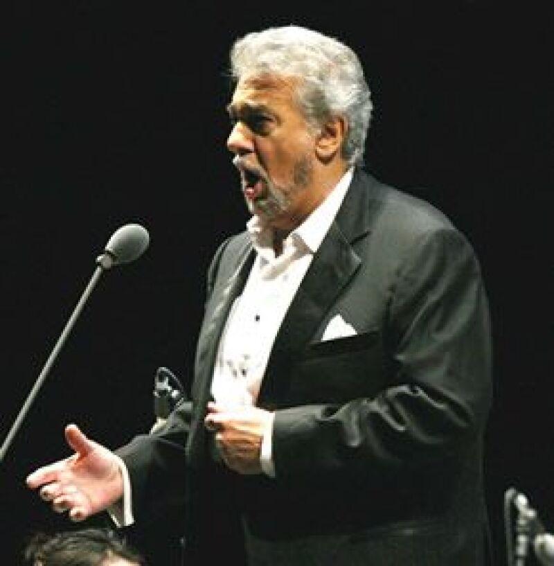 El tenor arribó hoy a Yucatán y el sábado ofrecerá un concierto en Chichén Itzá.