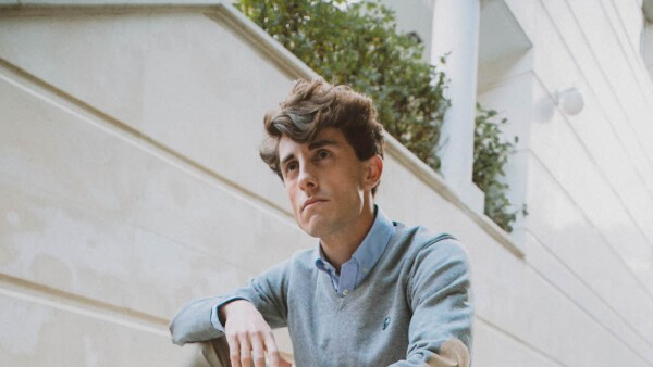 Álvaro Odriozola ı El Ganso ı