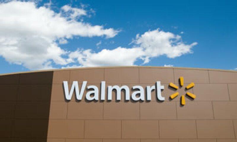Las acciones de Walmart de México en la Bolsa Mexicana de Valores retrocedieron 1.24%.  (Foto: Cortesía Walmart)