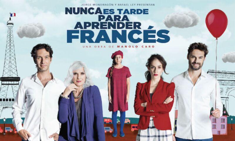 El elenco completo del nuevo montaje del director Manolo Caro.