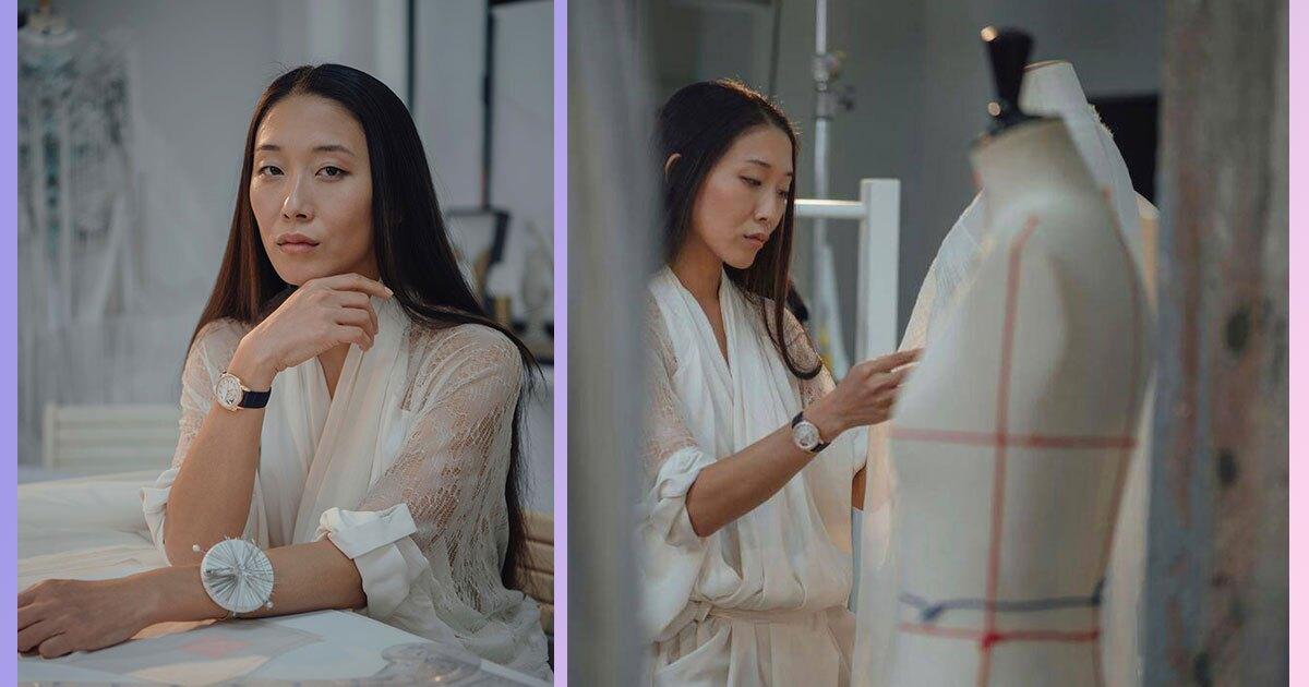 Relojería y alta costura: mundos vinculados por la maestría según Yiqing Yang