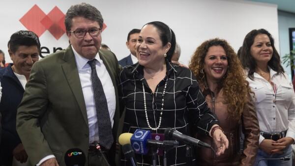 Monreal y Mónica Fernández