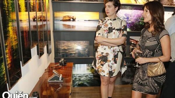 Tatiana Ferreira y Sarah Bustani