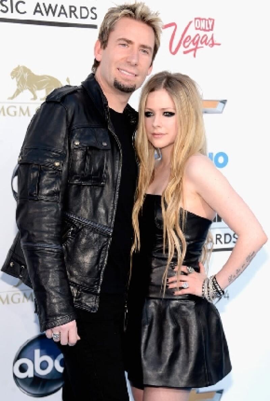 La estrella de rock y su prometido Chad Kroeger contrajeron nupcias este sábado al sur de Francia, según informó el mánager de la cantante.