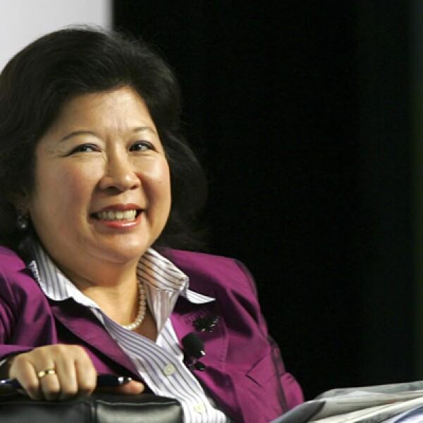 Es la ministra de Turismo e Industrias Creativas de Indonesia.