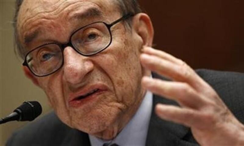 Greenspan basa su alerta alcista sobre el concepto de primas accionarias. (Foto: Archivo)