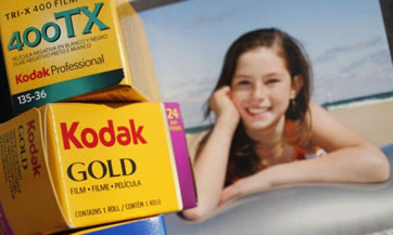 Los objetos pertenecen a la unidad mexicana de Kodak que cerró en febrero pasado. (Foto: AP)