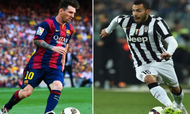 Las aplicaciones oficiales del Juventus y el Barcelona están disponibles para iOS y Android. (Foto: Getty Images )