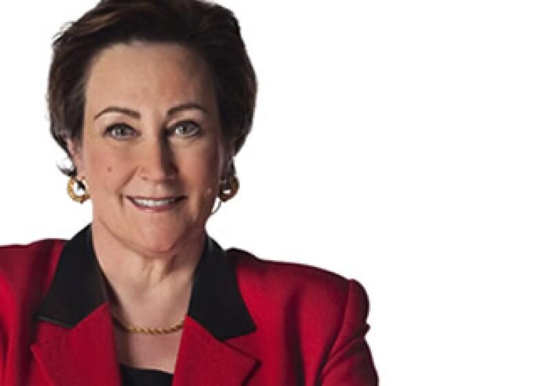 Presidenta y directora general de Siemens Mesoamérica (Foto: Especial)