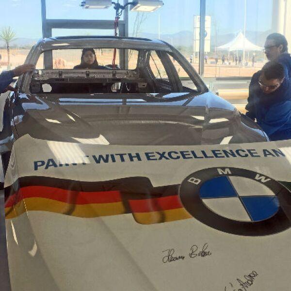 Centro de Entrenamiento de BMW 1