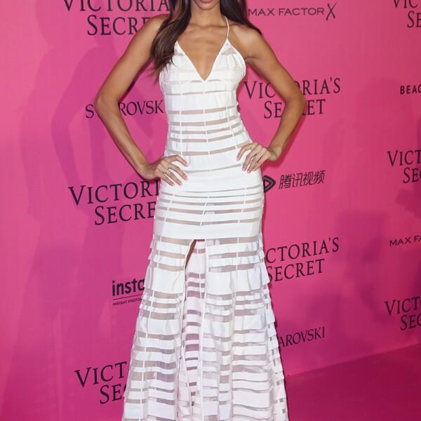 Victoria's Secret Fashion Show, After Party, Grand Palais, Paris, France - 30 Nov 2016