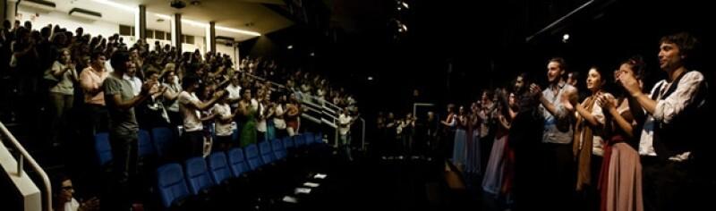El Estudio Coraza para el Actor es de los institutos más prestigiados de España para estudiar arte dramático.