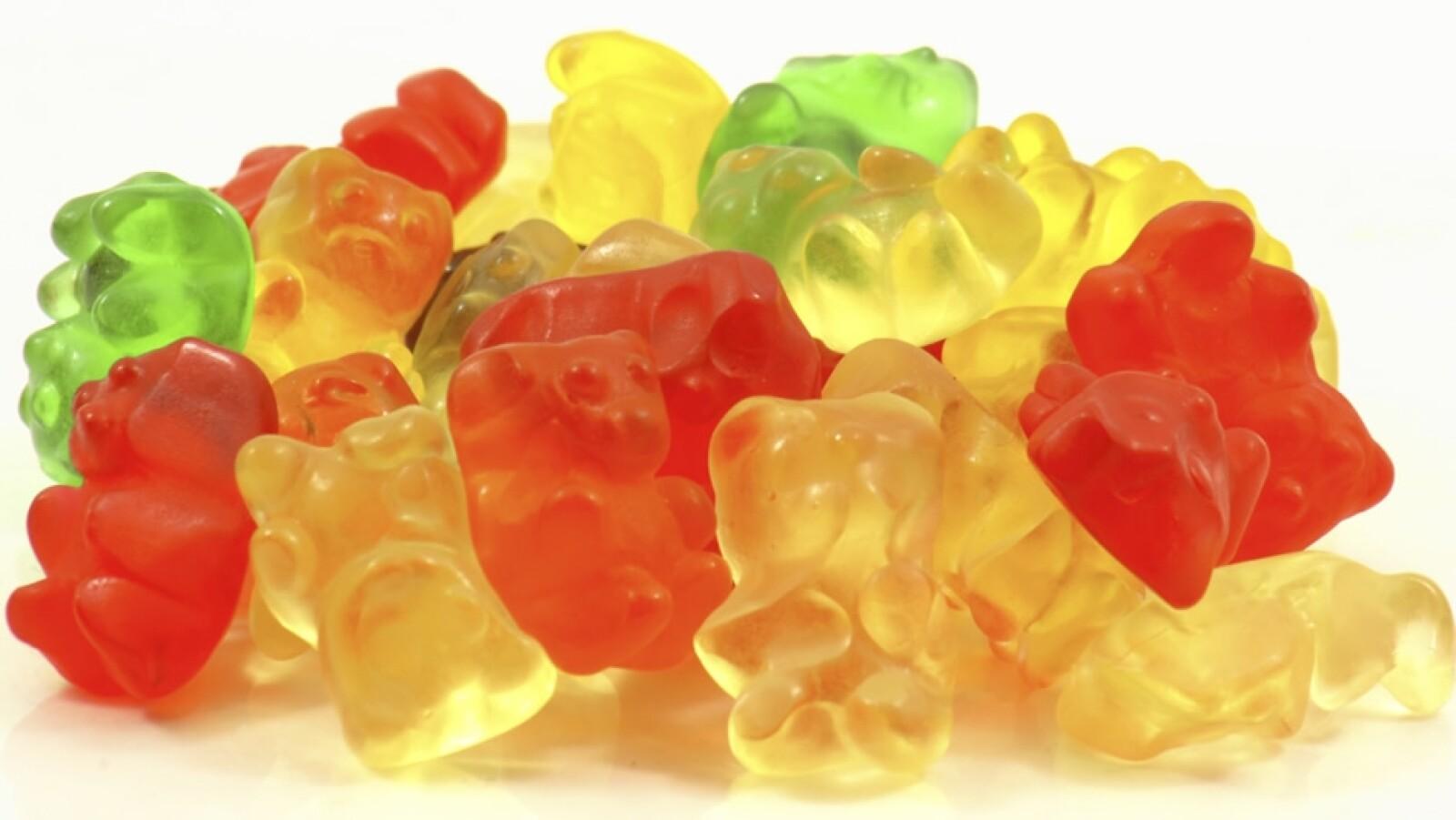 gomitas oso dulces