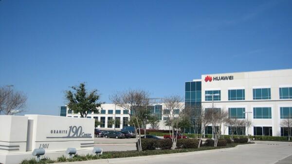 Huawei Estados Unidos.