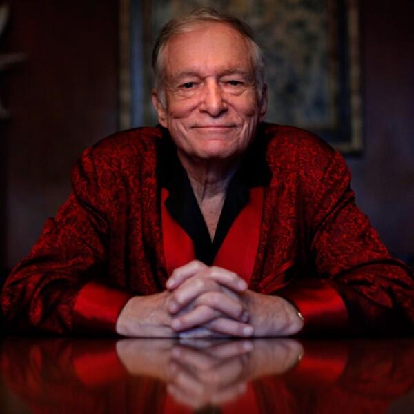 Hugh Hefner, creador de la revista Playboy estudió Psicología en la Universidad de Illinois.
