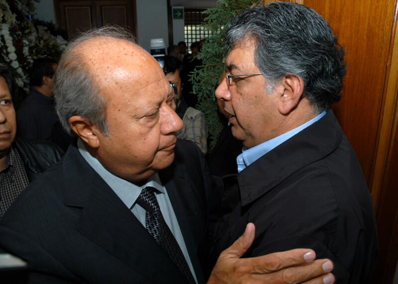 El senador (izq.) y exgobernador de Oaxaca (der.) son señalados de enriquecimiento.