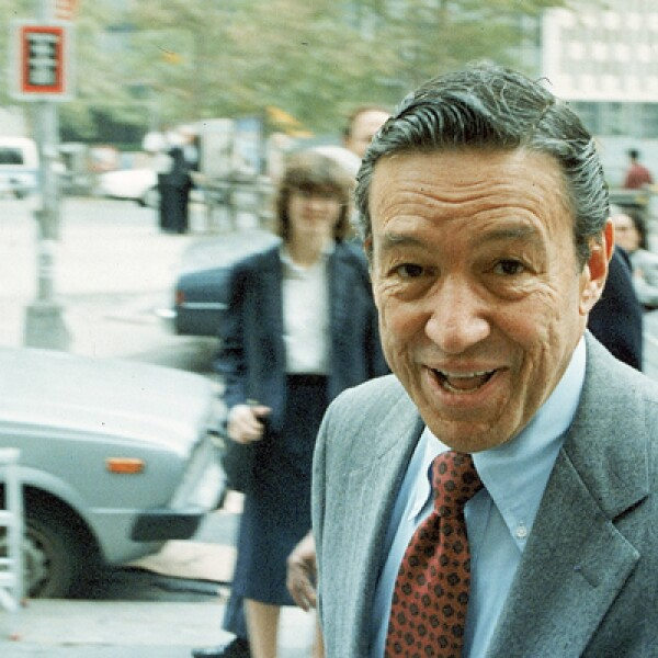 El reconocido periodista de CBS, Mike Wallace, figura central del programa 60 Minutos, murió el 7 de abril.