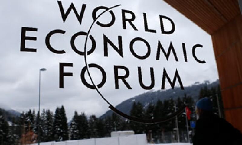 Peña Nieto llega a la reunión en Davos, Suiza, con mejores perspectivas ante la aprobación de reformas. (Foto: Reuters)