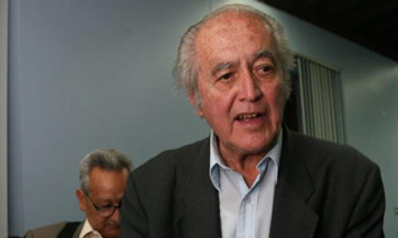Luis Villoro fue también embajador y delegado permanente de México ante la UNESCO.  (Foto: Cuartoscuro)