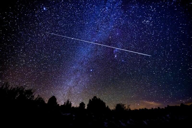 Una lluvia de estrellas será visible en Yucatán