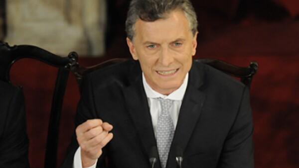"""""""Creemos en el periodismo crítico"""", afirmó el gobierno de Macri. (Foto: Getty Images)"""