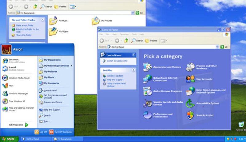 (Foto: Windows XP dejó de recibir actualizaciones en 2014. (Cortesía Windows) )