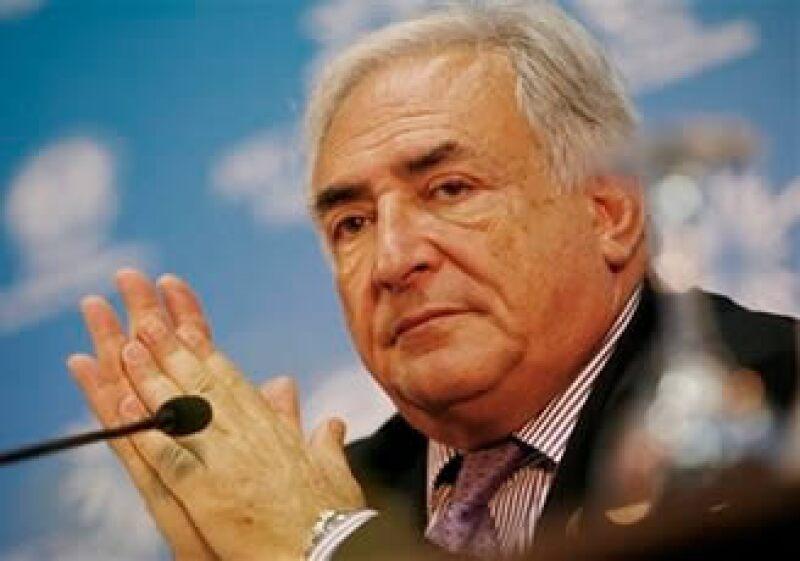 El director gerente del FMI, Dominique Strauss-Kahn dijo que China debe permitir la apreciación del yuan. (Foto: AP)
