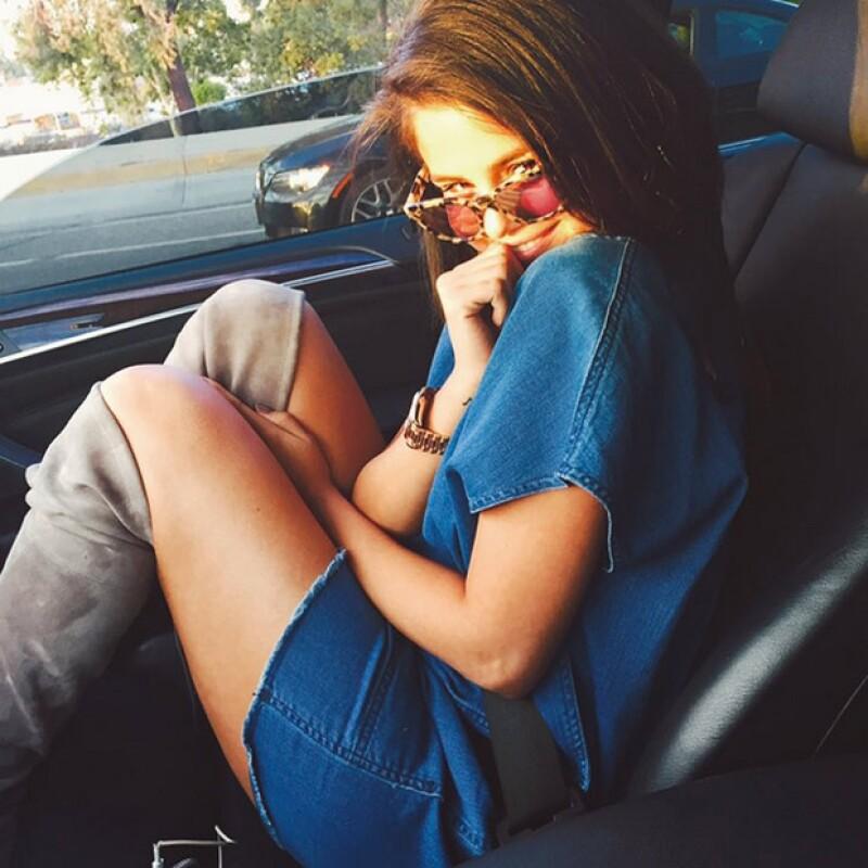 Atrás quedó su etapa de estrella Disney, y es que la ex de Justin Bieber celebra su cumpleaños en unos de los momentos más sexys de su carrera.