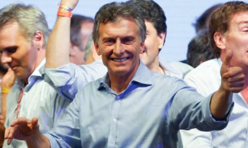 Macri dijo que habrá seis ministerios encargados de llevar las riendas de la economía. (Foto: Getty Images)