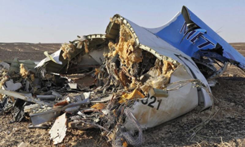 La organización extremista decidió atacar el avión ruso después de que Moscú iniciara una campaña de bombardeos en Siria. (Foto: EFE/Archivo)