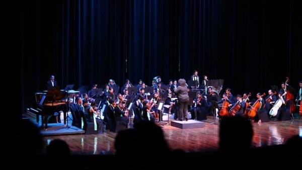 Orquesta Sinfónica Infantil y Juvenil de Playa del Carmen